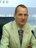 Максим Казаков, председатель ВГО «Комитет по борьбе с корупцией и организованной преступностью» в Днепропетровской области