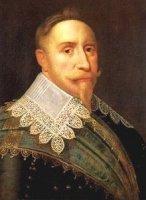 Король Швеции Густав II Адольф (1594-1632 )